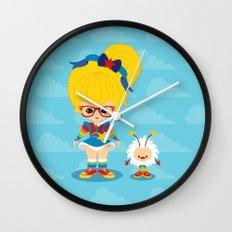 Rainbow Brite  Wall Clock