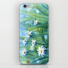 Daisies II iPhone & iPod Skin