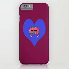 Tartan Invader #1 Slim Case iPhone 6s