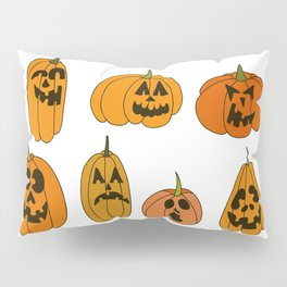 Jacks of all shapes and sizes Pillow Sham