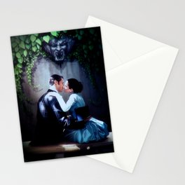 Love never dies Stationery Cards