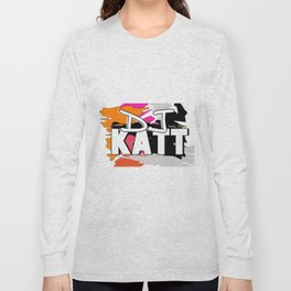 DJKATT Long Sleeve T-shirt