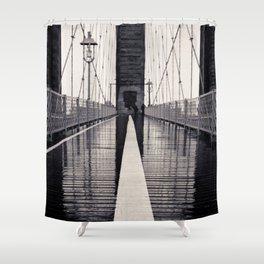 Brooklyn Bridge - 2  Shower Curtain