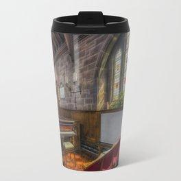 Church Piano Travel Mug
