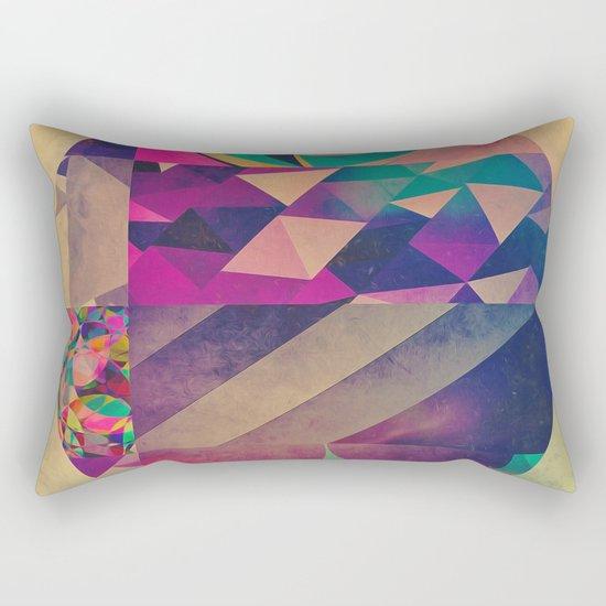 4 hyx Rectangular Pillow