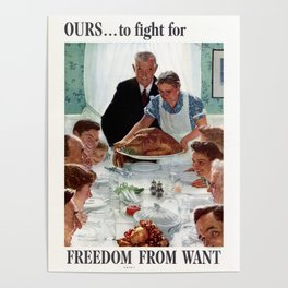 OURS....To Fight For Poster