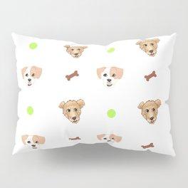 Wookiee & Padme Pillow Sham