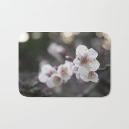 The Early Cherry Blossom Bath Mat