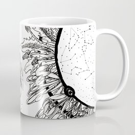 Cosmic Wheel Coffee Mug