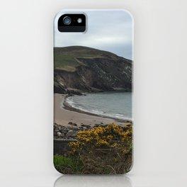 Minard Beach iPhone Case