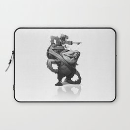 Dumb and Dumber Laptop Sleeve