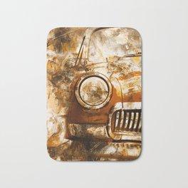 Car Wash 2 Bath Mat
