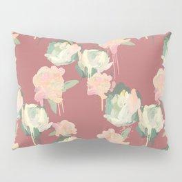 Painted Roses by Katrina Ward Pillow Sham