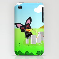 Kitty Destruction Limited Slim Case iPhone (3g, 3gs)