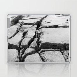 Limestone pavement in the Burren, Ireland Laptop & iPad Skin