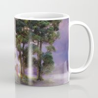 eternal sunshine Mugs featuring Eternal by Aimee Stewart