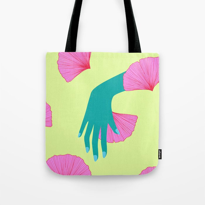 tired of indecision Tote Bag