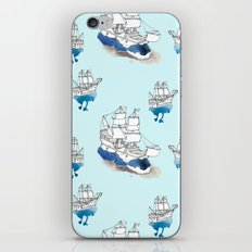 Ships Pattern iPhone & iPod Skin