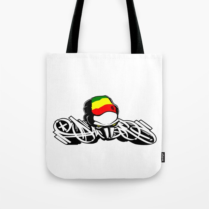 """""""DANGER"""" Tote Bag"""