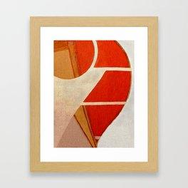 Haul (Sun) Framed Art Print