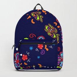 Dusky Florets Backpack