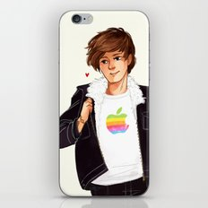 Rainbow Louis iPhone & iPod Skin