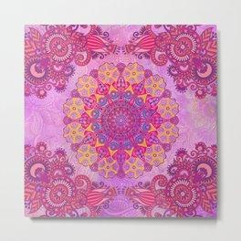 Mandala or something Metal Print