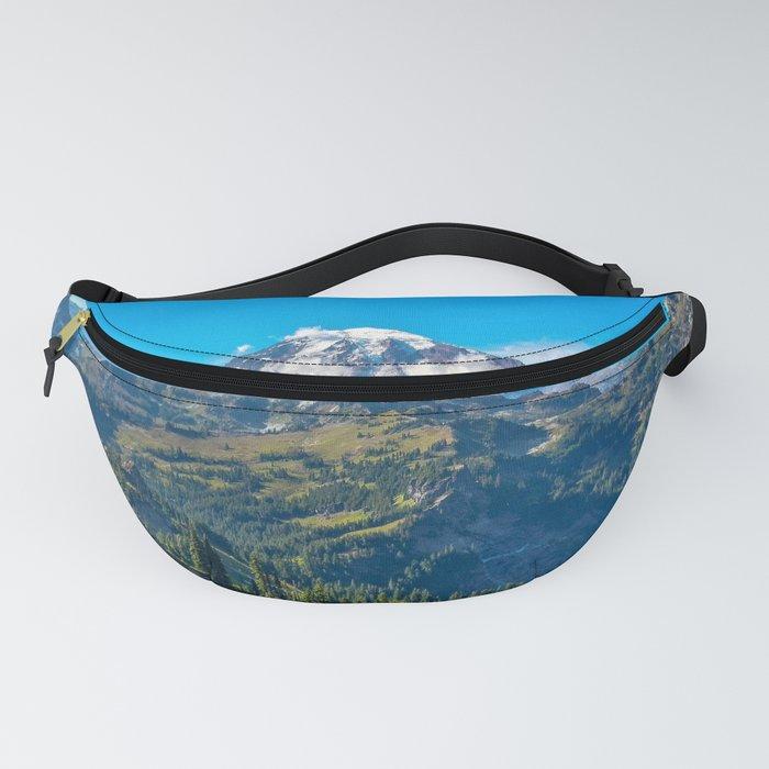 Tatoosh Peak Washington, United States Fanny Pack