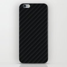 Carbon Fiber iPhone & iPod Skin