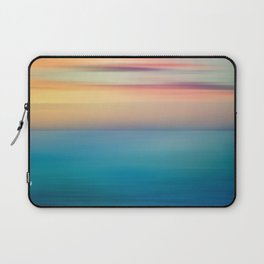 Abstract Seascape Laptop Sleeve