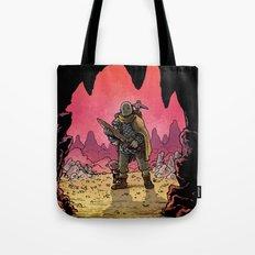 WonderCraft - Guest Artist: JunkBoy Tote Bag