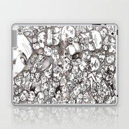 People-B Laptop & iPad Skin