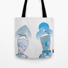 Isodop'd Tote Bag
