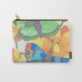 Butterfly2017 Carry-All Pouch
