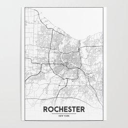 Usa Map Posters   Society6