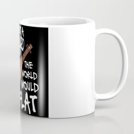 Bard RPG Roleplaying Class Design for Dungeon Part Coffee Mug