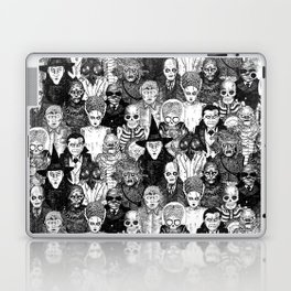 Horror Film Monsters Laptop & iPad Skin