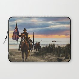 ANZAC Horse Laptop Sleeve