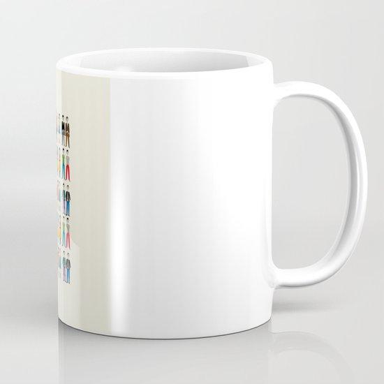 Identical Twins Mug