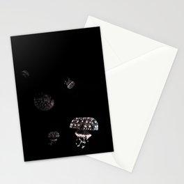 BluePink JellyFish Stationery Cards