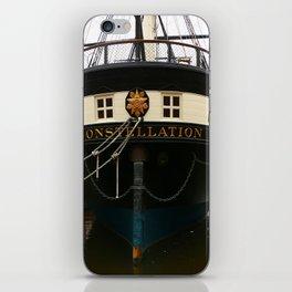 USS Constellation Detail iPhone Skin