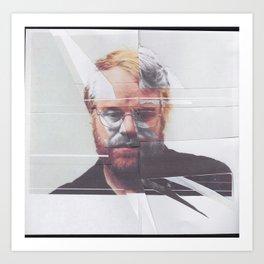 Philip Seymour Hoffman 1967-2014 Art Print