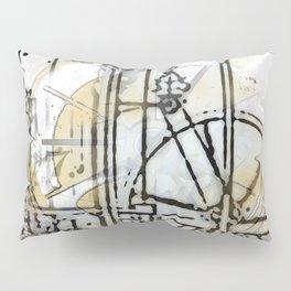 The Steampunk Machine Pillow Sham