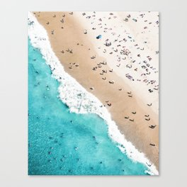 Beach Mood 2 Canvas Print