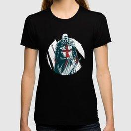 Templar Crusader Knight T-shirt