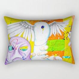 Realm III Rectangular Pillow