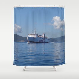 Ferry Marmorica Shower Curtain