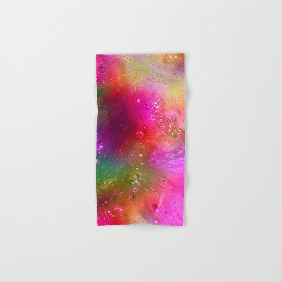 crazy glitter Hand & Bath Towel