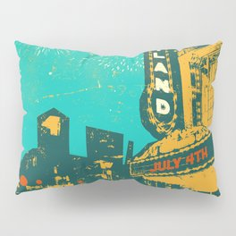 THE ROSE CITY Pillow Sham
