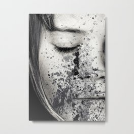 Anonymous - Ella 3 Metal Print